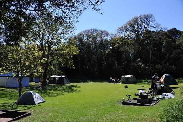 Westcott Camping