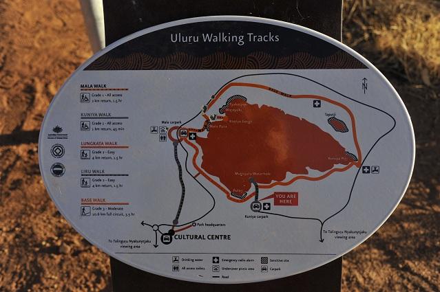 uluru walks