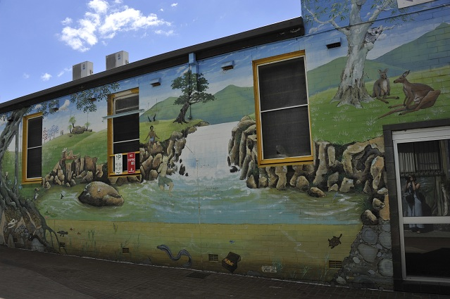 Lismore graffitis
