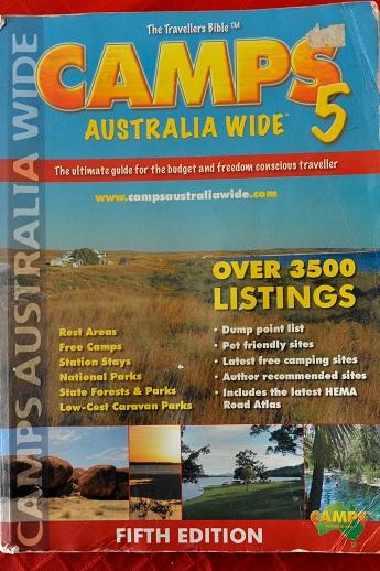australia camping guide