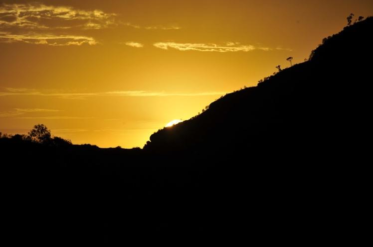 Sunrise Glen Helen